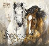 Barocke Pferde