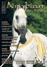 EQUUS Arabian Ausgabe 05/2013